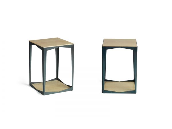 Gemma Square Side Table