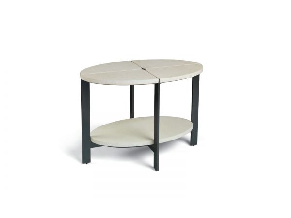 Stella Oval Side Table
