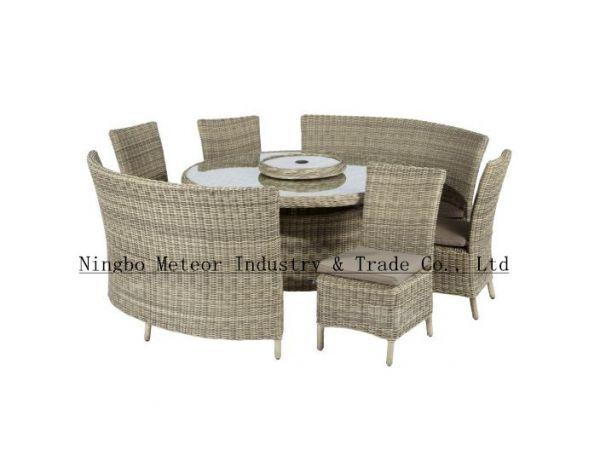 ottoman cane wicker furniture