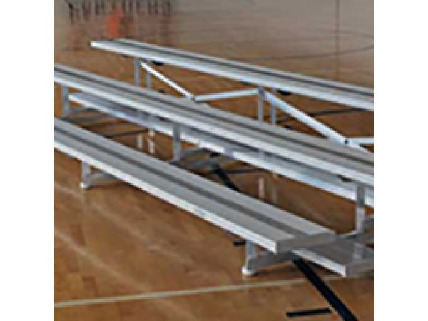 Aluminum Bleachers and Benches