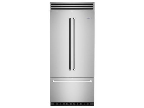 BlueStar® French Door Built-In Refrigerator