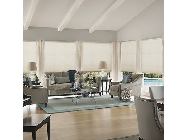 Smoothy Cord Loop Cellular Shades