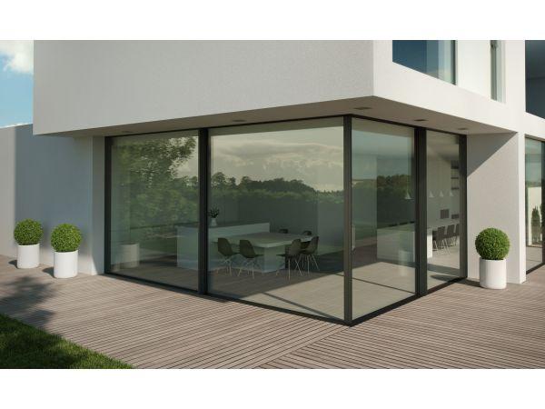 HI-Finity Slimline Aluminium Sliding Doors