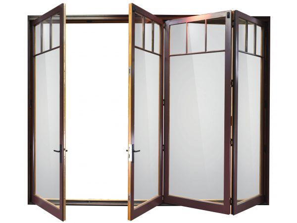 Weather Shield Bi-fold Door