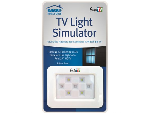 TV Light Simulator