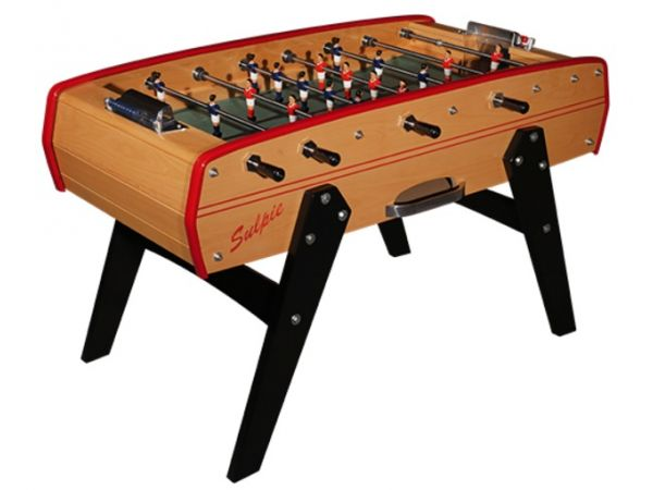 SULPIE Evolution Varnished Foosball Table