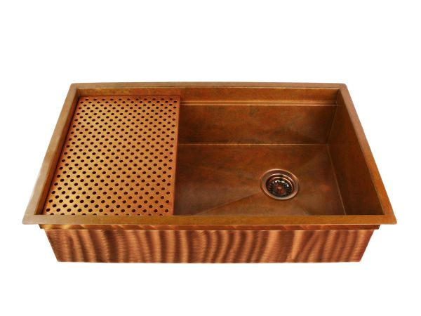Legacy Copper Sink - Under Mount