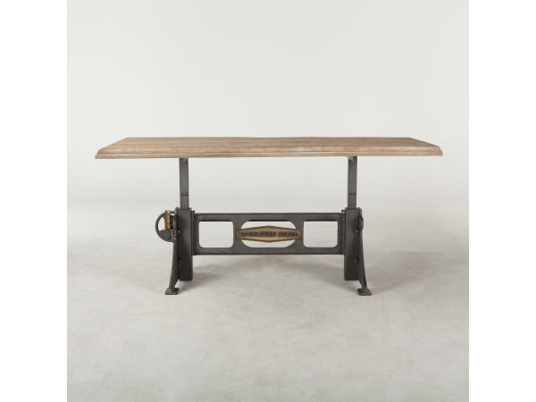 Steel City Adjusting Table