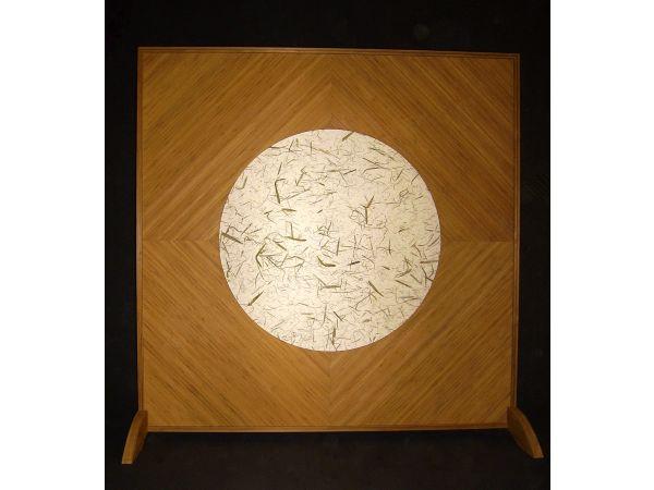Bamboo Circle Divider