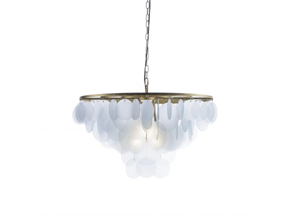 Nellcote for Resource Decor - Cloud Chandelier