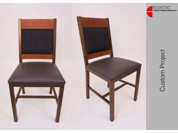 Sustainble dining chair