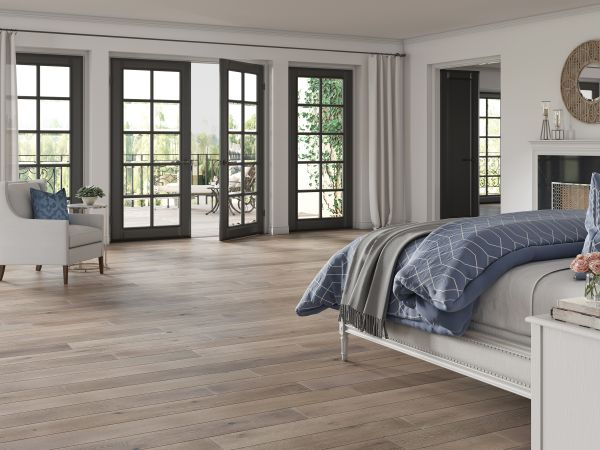 TimberBrushed Hardwood Flooring from Hartco