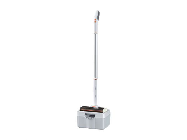ALL-IN-ONE CORDLESS SELF-CLEANING SWEEPER + MOP