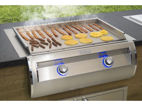 Fire Magic Built In Gourmet Griddle