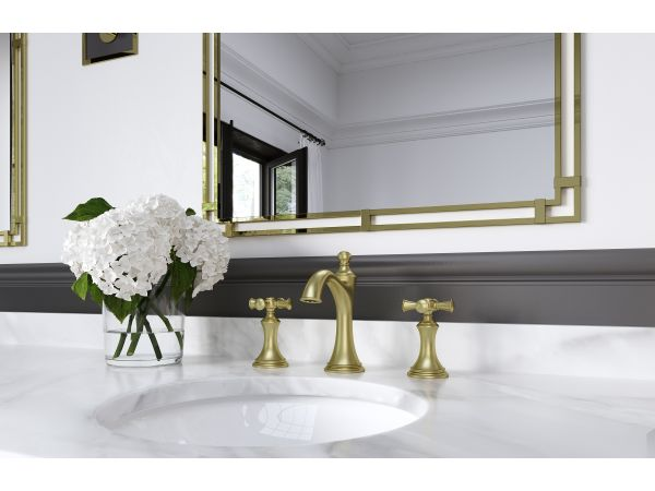 Tisbury 2-Handle Widespread Bathroom Faucet