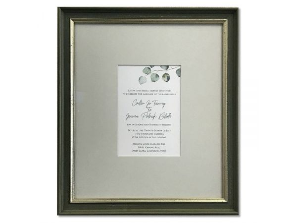 Custom Wedding Frames