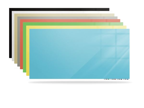 Aria Low Profile Glass Whiteboards
