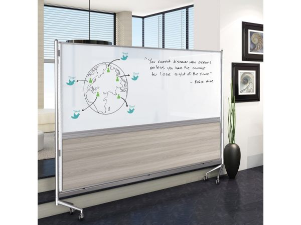 DOC InMotion® Mobile Room Divider