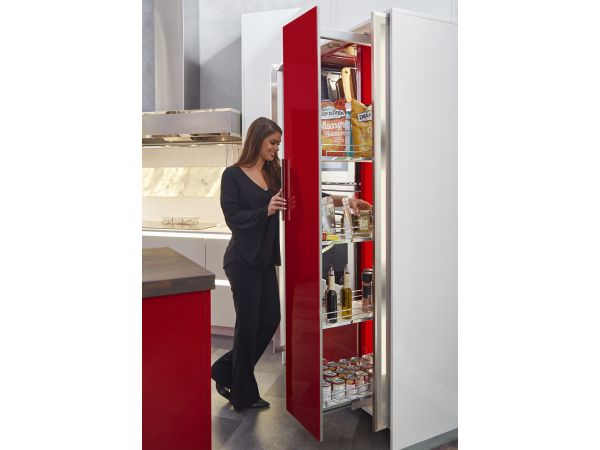Pantry Pullout System