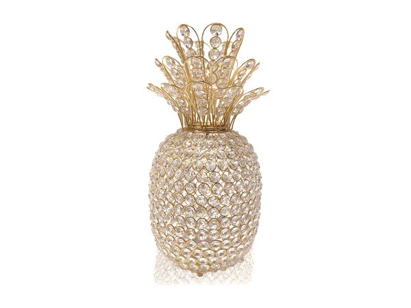 Pina Cristal Gold Pineapple