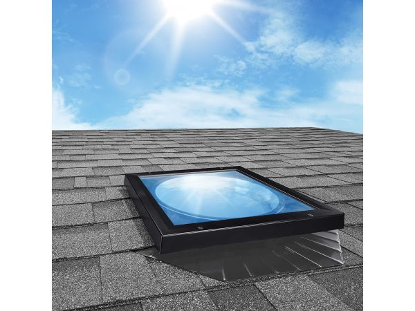 Introducing the Solatube® Architect Series - A Sleek, Modern Tubular Skylight and Accessories for Residential Homes