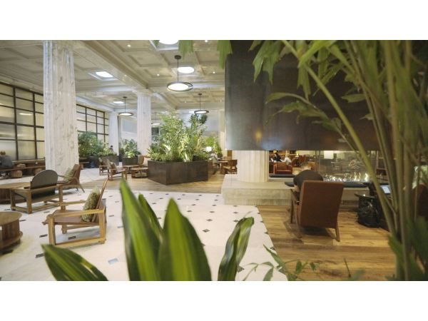 Solatube International Case Study: The Emery Hotel