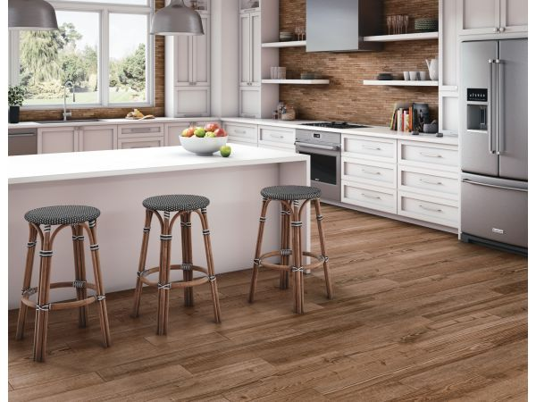 An Age-Old Graining Technique Meets Digital Technology in Story Teller, the Latest Porcelain Tile Collection From Crossville