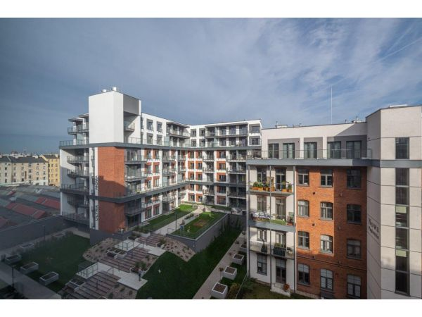 Nowa Papiernia residential area
