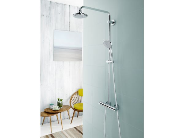 Euphoria Shower System