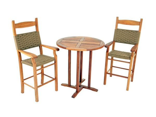 Hatteras Outdoors High Dining Set by Hatteras Hammocks