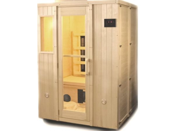 Heavenly Heat 2 Person Far Infrared Sauna