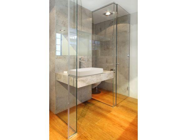 Adrian Semi- Recessed LV Lavatory Sink