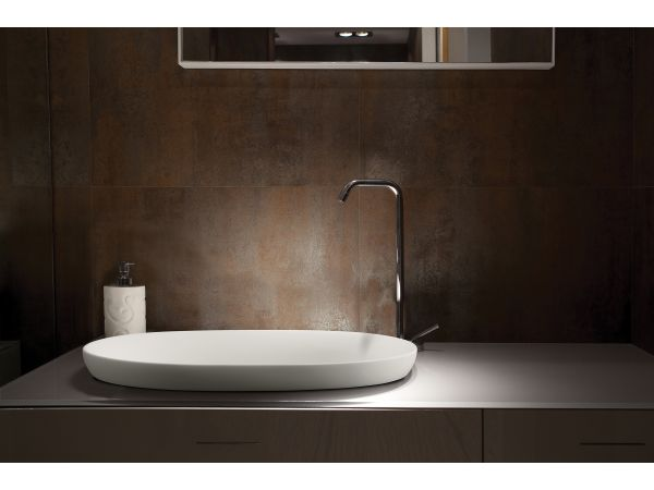 Elena Semi-Recessed Sink