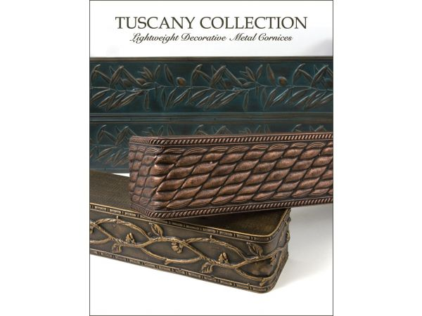 Tuscany Cornice Collection