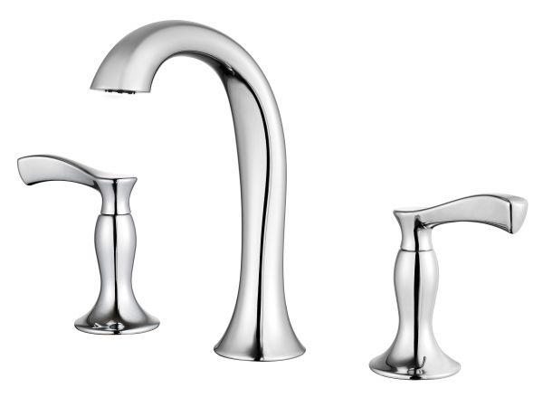 Cassano Widespread Bath Faucet