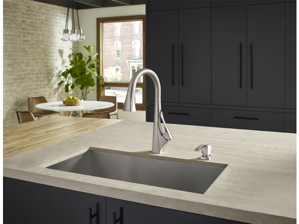 Venturi 1-Handle, Pull-Down Kitchen Faucet