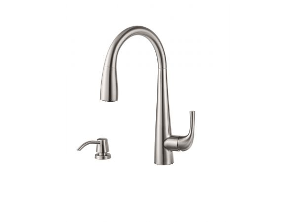Alea Pull-down Kitchen Faucet