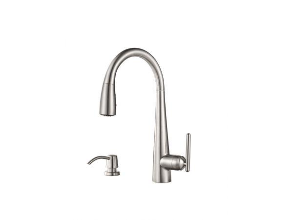 Lita Pull-down Kitchen Faucet