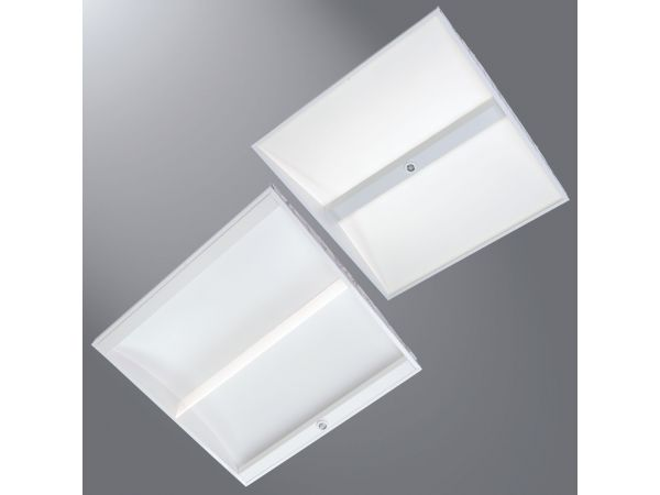 Metalux Encounter and SkyRidge Luminaires with Integrated Sensor Controls