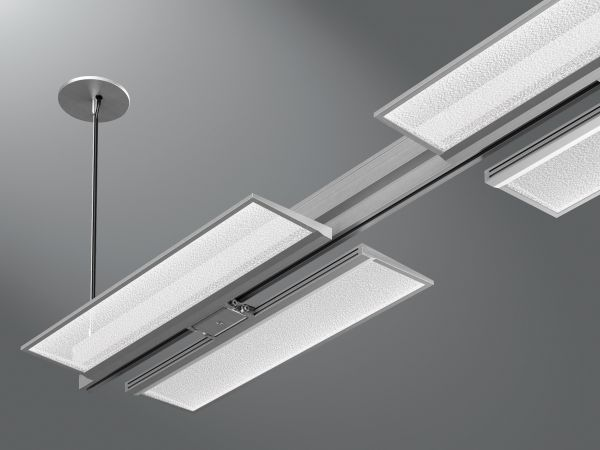 Neo-Ray Index Suspended Direct/InDirect Luminaire