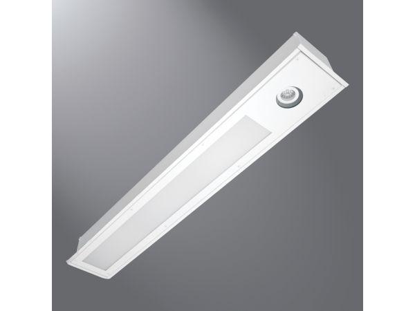 Fail-Safe MNAE Patient Room LED Luminaire