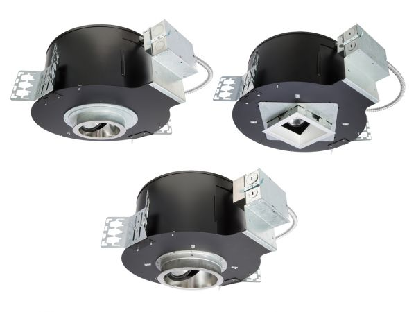 Portfolio LED Adjustable Accent Downlight Luminaires