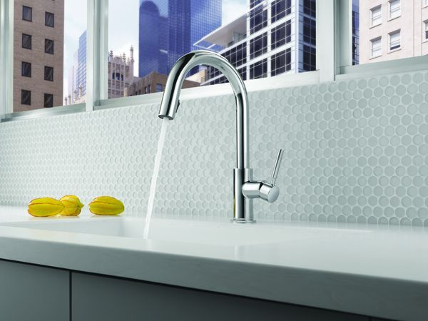 Solna Pull-Down Kitchen Faucet
