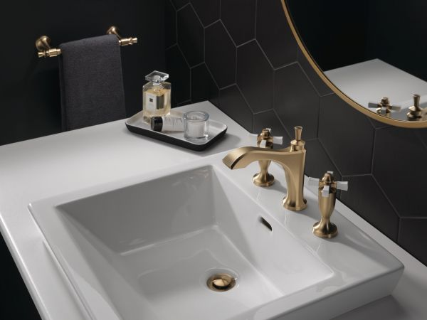 Delta® Dorval™ Bath Collection