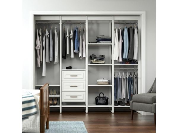 Closets by Liberty Closet Storage and Organization System