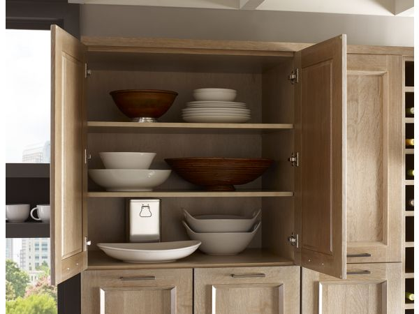 Omega Full Access Cabinetry
