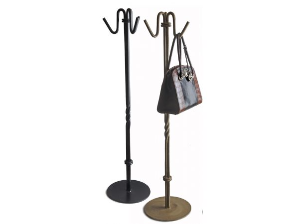 Equestrian Tableside Handbag Stand