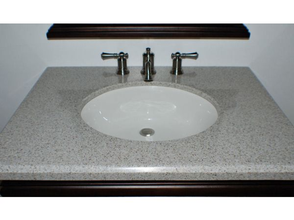 Royalgranite With Under Mount Bowl