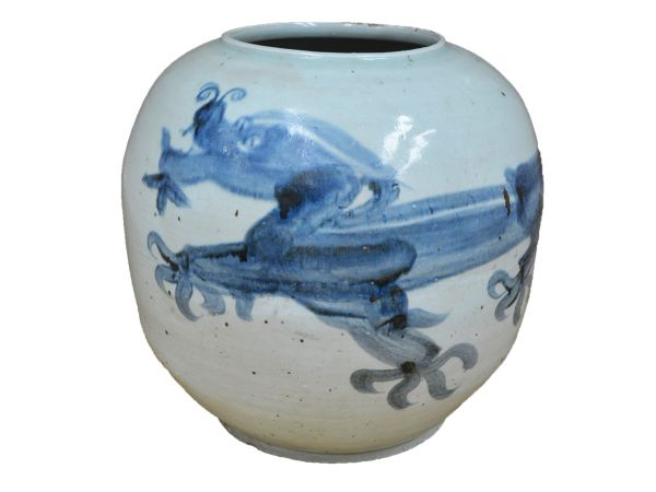 40175 Dragon Vase