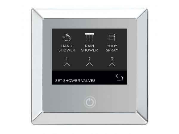 Steamist® Digital Shower System